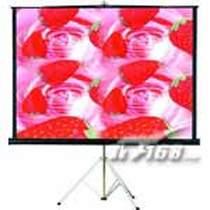 """美视 支架屏幕(HT-100""""白塑/4:3)产品图片主图"""