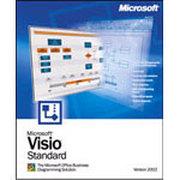 微软 Visio 2002(中文标准版)