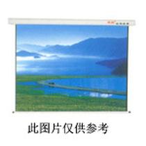"""美创 金属硬幕(150""""/平面)产品图片主图"""