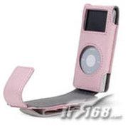 贝尔金 iPod nano NE运动时尚皮套(粉色F8Z059zhPNK)