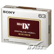 索尼 HDV高清带(DVM63HD)产品图片主图