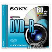 索尼 8厘米DVD可录式光盘(DMR60DSS1)