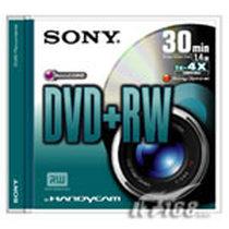 索尼 8厘米DVD可录式光盘(3DPW30S2)产品图片主图