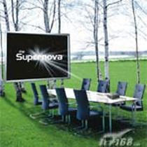 "DNP Supernova强光屏幕(100""/16:9)产品图片主图"