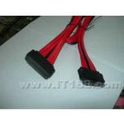 EDA SAS 32Pin/SAS 32Pin(SATA线材)