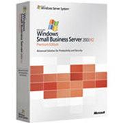 微软 Small Business Server 2003 R2 中文企业版(5用户)