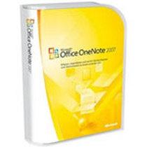 微软 OneNote 2007 中文版产品图片主图