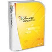 微软 Visio 2007 英文标准版