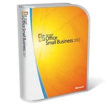 微软 Office 2007 中文中小企业版产品图片主图