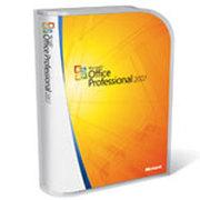微软 Office 2007 中文专业加强版