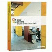 微软 Office 2003 英文中小企业版