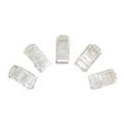 安普E时代 超五类屏蔽水晶头(APESD-5EPRJ45)