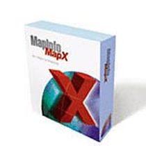 Mapinfo MapX 5.0(1-5用户授权/用户)产品图片主图