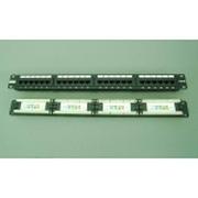 LINKBASIC PND24-UC5E(超五类24口非屏蔽配线架打线式)
