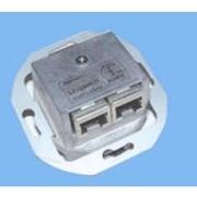 诺康 七类数据双口插座(ROK-SMC7)