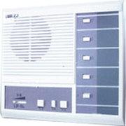 美一 内部呼叫对讲系统(5路直按呼叫对讲主机LB-5L)