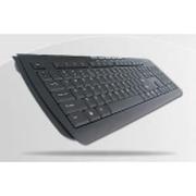 貂王 时尚平键舒适键盘W-K18