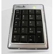 貂王 多用途水晶数字键盘W-K12
