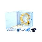 USCNETS 19英寸1U光纤配线箱/24ST(UC70024ST)