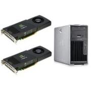 科卓 8100-TC II 高性能计算工作站(Xeon X5450*2/8GB/450GB)