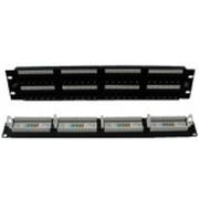 威图 超五类非屏蔽配线架(LU-PA16Q/24Q/32Q/48Q)