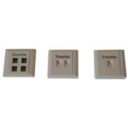 威图 方形弹簧式单口面板(LU-A01)