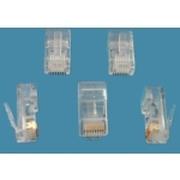 威图 五类/超五类RJ45非屏蔽水晶头
