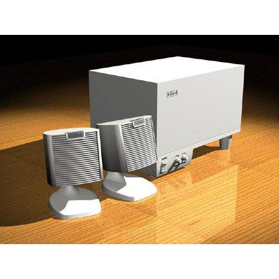 漫步者 Edifier R201T北美版 2.1声道(黑色)产品图片3