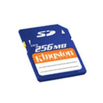 金士顿 SD卡 (256MB)产品图片主图