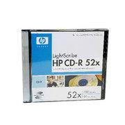 惠普 CD-R光盘单片装