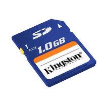 金士顿 SD卡(1GB)产品图片主图