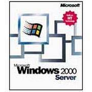 微软 Windows 2000 Server中文版