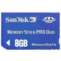 闪迪 Memory Stick Pro Duo (8G)产品图片主图