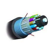 安普 4芯室外铠装光缆(50/125)