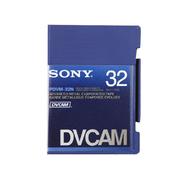 索尼 DVCAM带(32分钟)