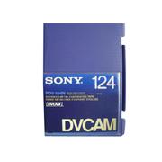 索尼 DVCAM带(124分钟)