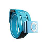 贝尔金 iPod shuffle腕臂两用运动带(蓝色)