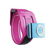 贝尔金 iPod shuffle腕臂两用运动带(粉色)