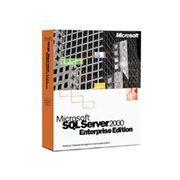 微软 SQL Server 2000 中文标准版(5用户)