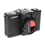Lomo LC-A+ Splitzer + Lomo LC-A+