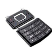 诺基亚 原装诺基亚6500S黑色键盘