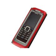 诺基亚 原装诺基亚E90红色外壳