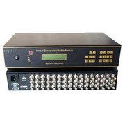 金灿视讯 AV矩阵切换器(AV8×8B)