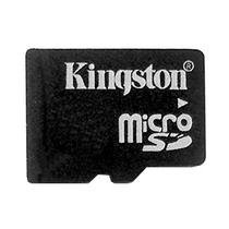 金士顿 MicroSD/TF (8G)产品图片主图