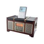 无品牌产品 Retro 复古皮质iPod底座