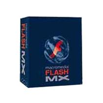 Macromedia Flash MX(标准版)产品图片主图