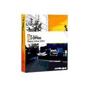 微软 Office Basic Edition 2003(英文基础版)