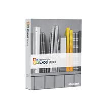 微软 Excel 2003(标准版)产品图片主图