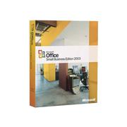 微软 Office Small Business Edition 2003(简体中文版)