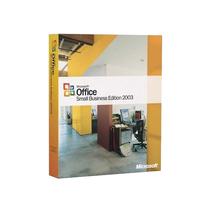 微软 Office Small Business Edition 2003(简体中文版)产品图片主图
